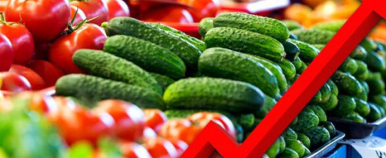 Food inflation at double-digit level