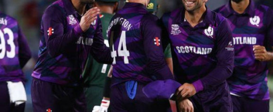 Greaves inspires Scotland to memorable victory over Bangladesh