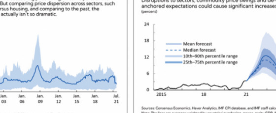 Inflation Scares in an Uncharted Recovery