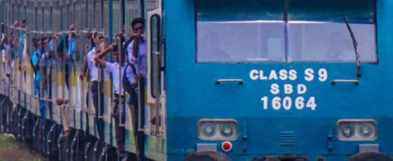 Train services to resume on Monday