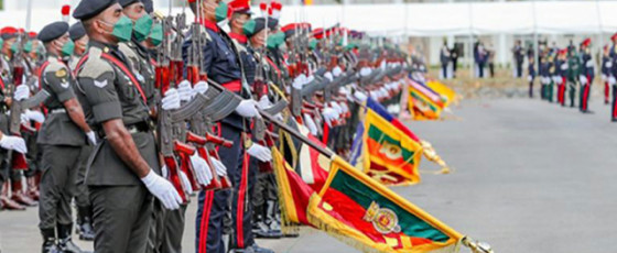 567 Officers, 10,678 Other Ranks promoted on Army Day