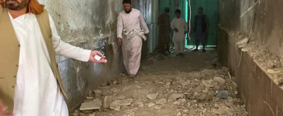Islamic State claims responsibility for Kandahar mosque bombing