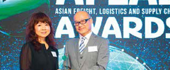 CICT declared Asia's Best Container Terminal under 4M TEUs for 5th consecutive year