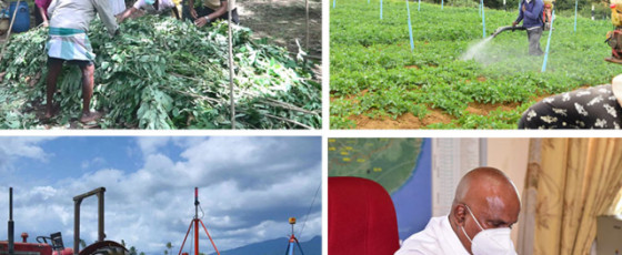 Agriculture Department DG says: Indian Nano Nitrogen Is Neither Synthetic Nor Organic
