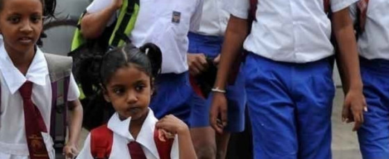 Uniform not compulsory for primary students