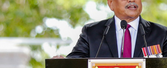 President Promises New Constitution Within Next Year