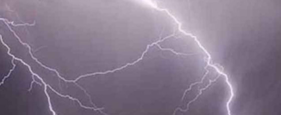 Two-days of evening thundershowers likely