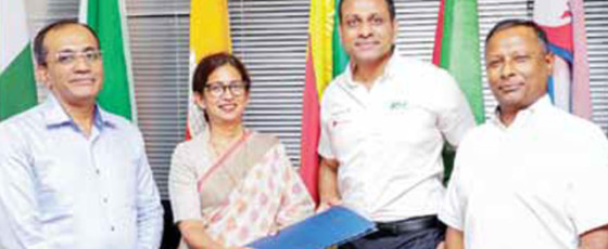 SLBF sign 'safe sport' policy MOU with NOCSL
