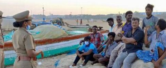 TN police warn of possible attack on fishermen crossing IMBL